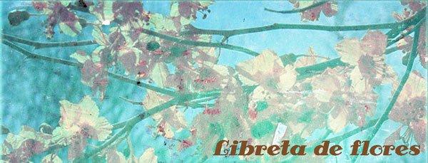 Libreta de flores