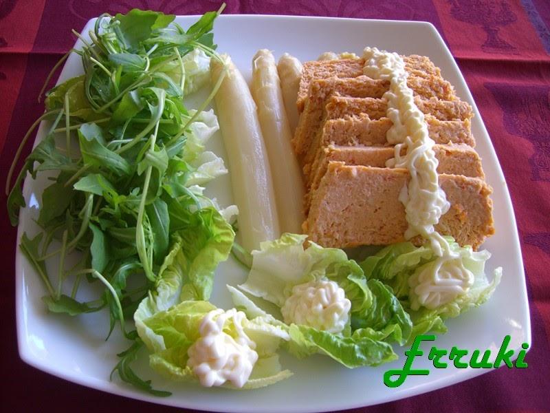 Erruki laurel pastel de pescado en microondas - Cocinar pescado microondas ...