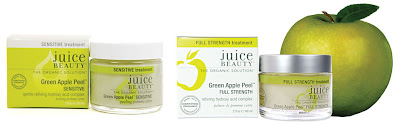 how to use juice beauty green apple peel