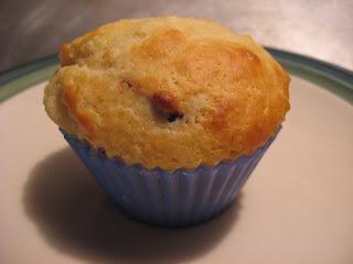 Lemon Cran Muffins