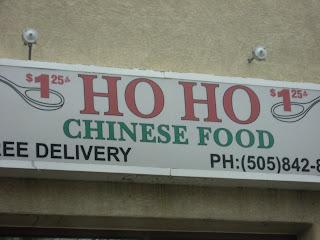 Ho Ho Chinese Food