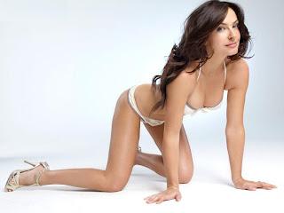 sexy Ingrid Vandebosch