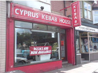 Top Takeaways The Cyprus Kebab House The Drunkbirder