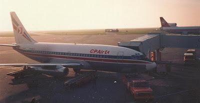 CP Air: CP Air's Fleet of Boeing 737's