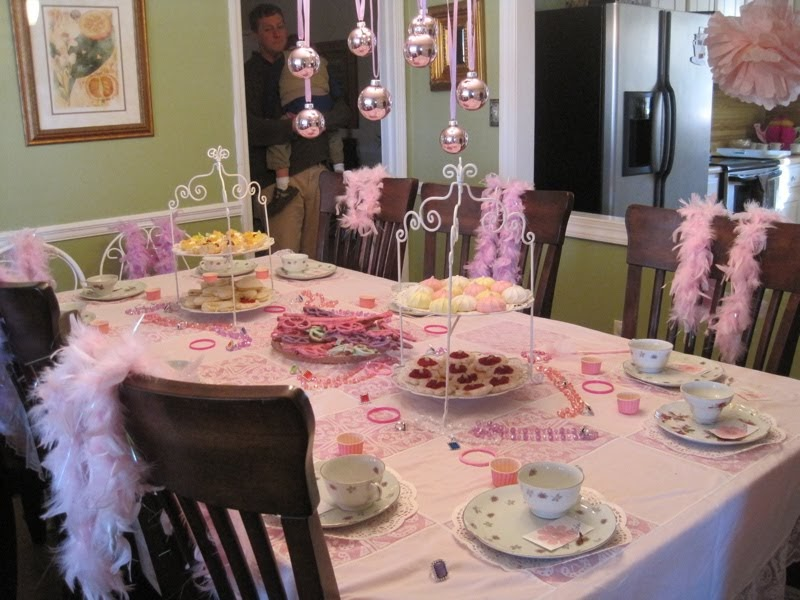 Tea With Friends Bella S Birthday Tea Party