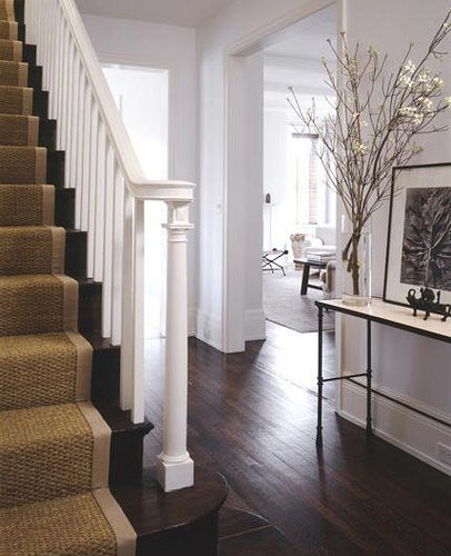 Stairs: Girl Learning Along The Way: Stair Runners: