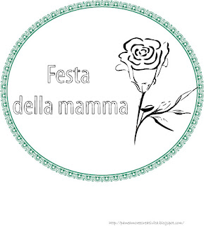 Disegni Da Colorare Per La Festa Della Mamma Pane Amore E
