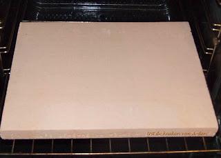 Pizza Steen Tegel : Uit de keuken van levine pizzasteen