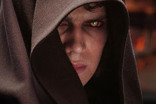 Anakin Skywalker, Evil Eyes