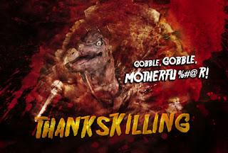 thankskilling: gobble gobble