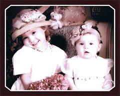 Caroline and Kimmee