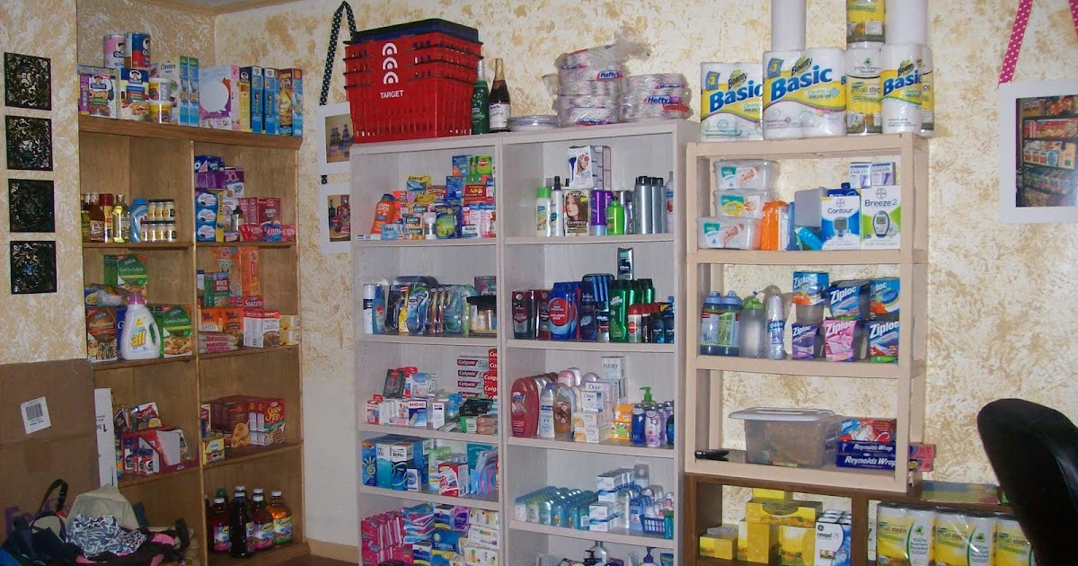Couponqueeny Daily Updates Cq S Stockpile Room Pictures