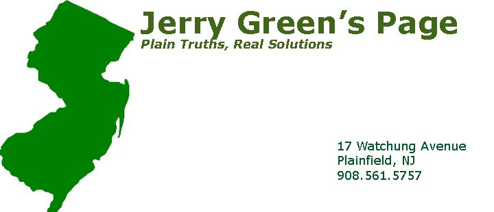 Jerry Green's Page