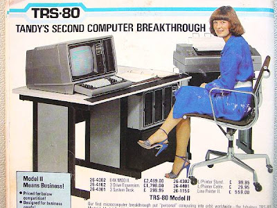 80s Actual On Sale Technology For 1980 And 1981