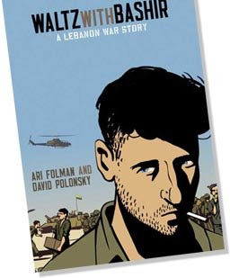 cover of Waltz with Bashir