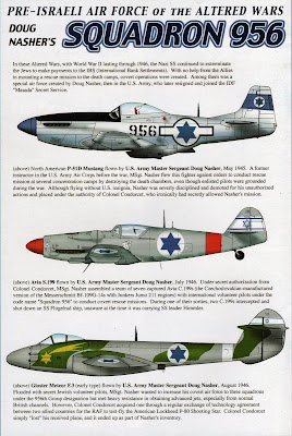 3 of the planes used in the fictional story