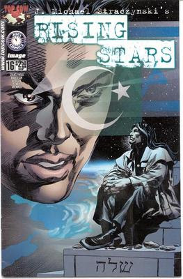 cover of Rising Stars #16