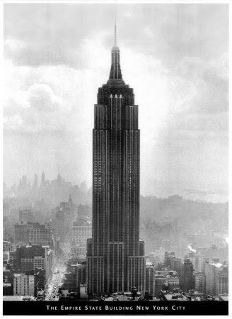 buildings remarquables de new york empire state building. Black Bedroom Furniture Sets. Home Design Ideas