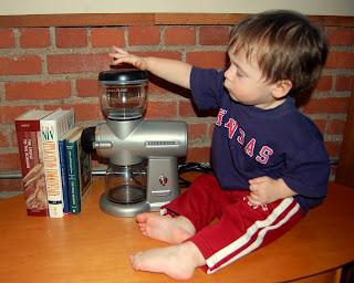 kitchenaid burr grinder