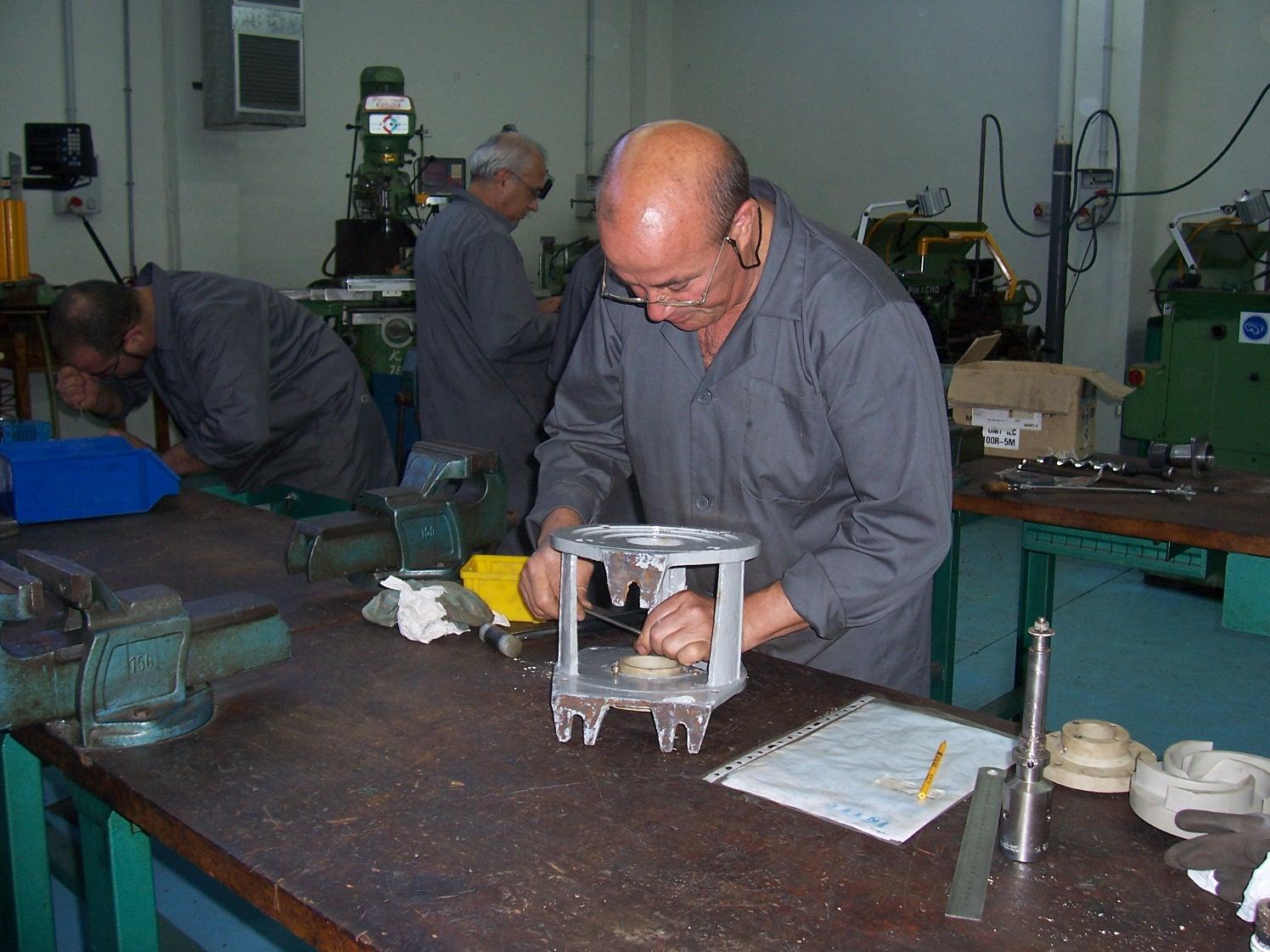 electromecanico de mantenimiento: REPARACIÓN BOMBA