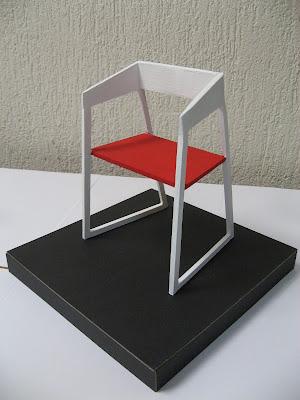 Prototipos maquetas for Sillas famosas
