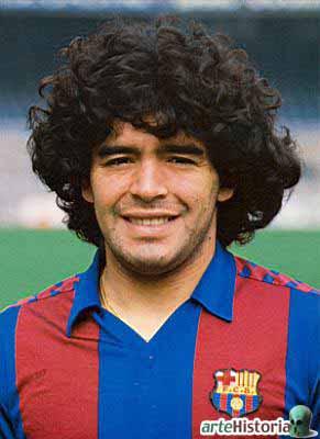 FC Barcelona Blog: Barça Transfer Zone: Ex-Barça: Maradona to Argentina