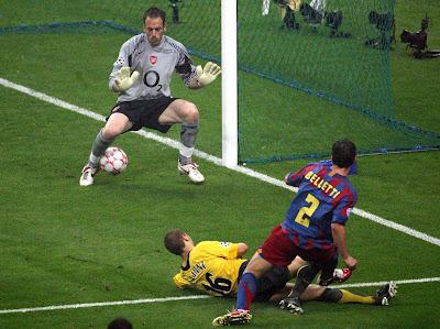 FC Barcelona v Arsenal FC