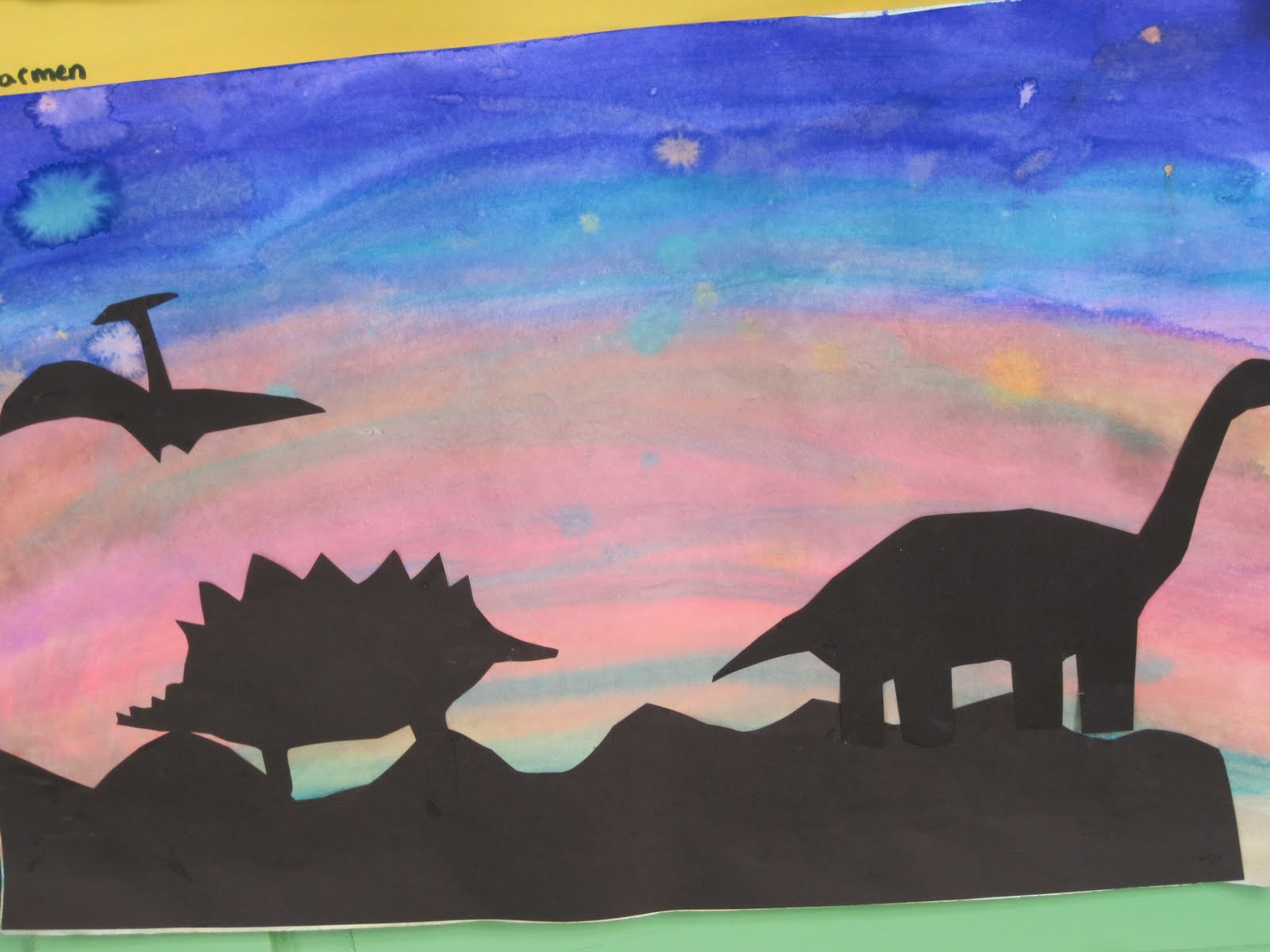 Lines Dots And Doodles Dinosaurs 2nd Grade
