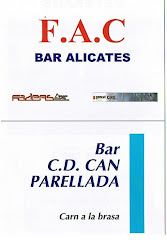 F.A.C. Bar Alicates/Bar C.D.Can Parellada