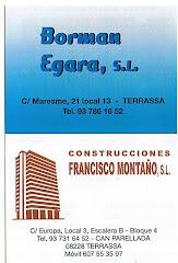 Borman Egara/Construcciones Francisco Montaño