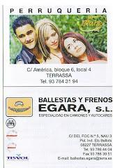 Perruqueria Mahe/Ballestas Egara