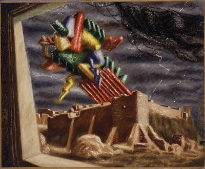 Resultado de imagen de pintura metafísica