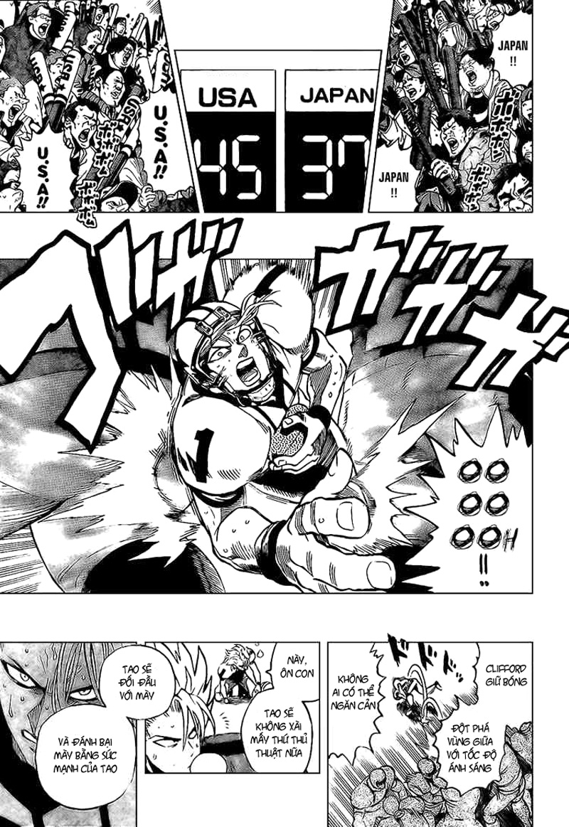Eyeshield 21 chapter 331 trang 6