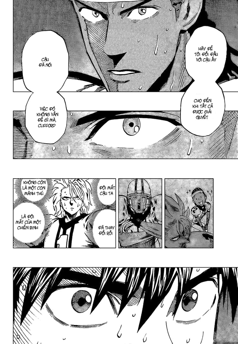Eyeshield 21 chapter 330 trang 4
