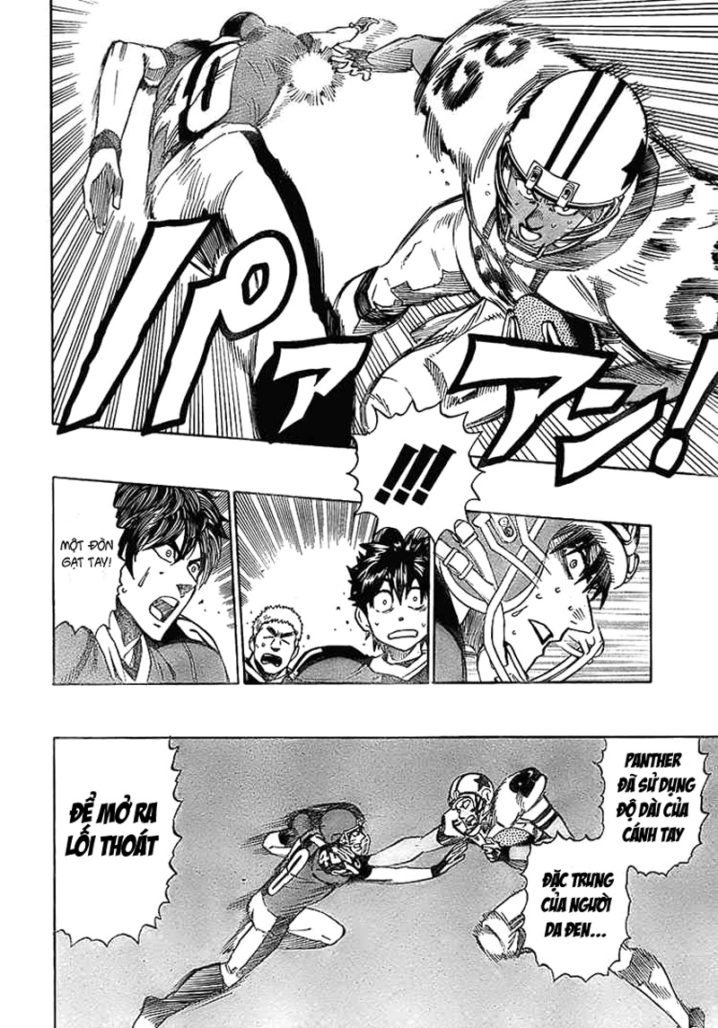 Eyeshield 21 chapter 324 trang 14