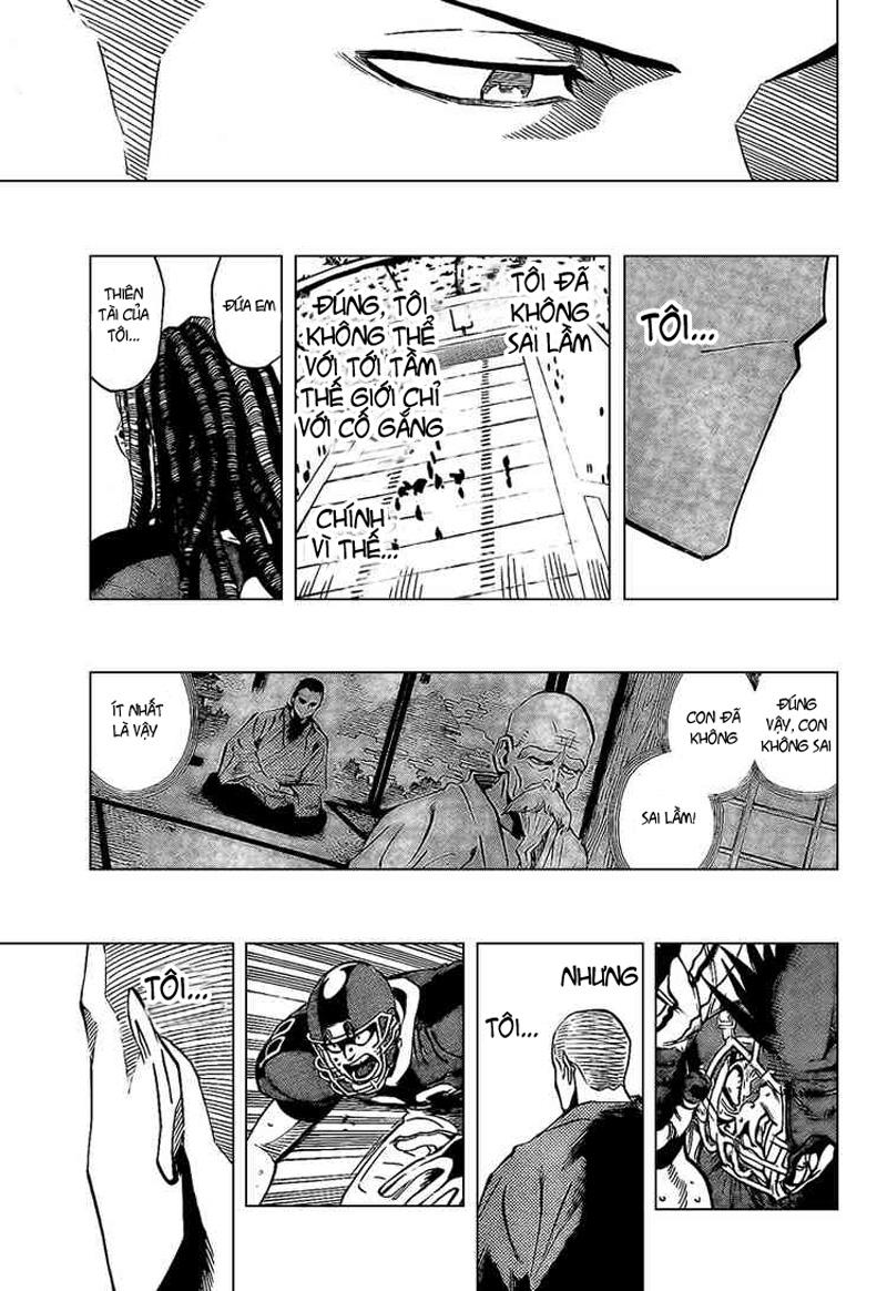 Eyeshield 21 chapter 329 trang 17