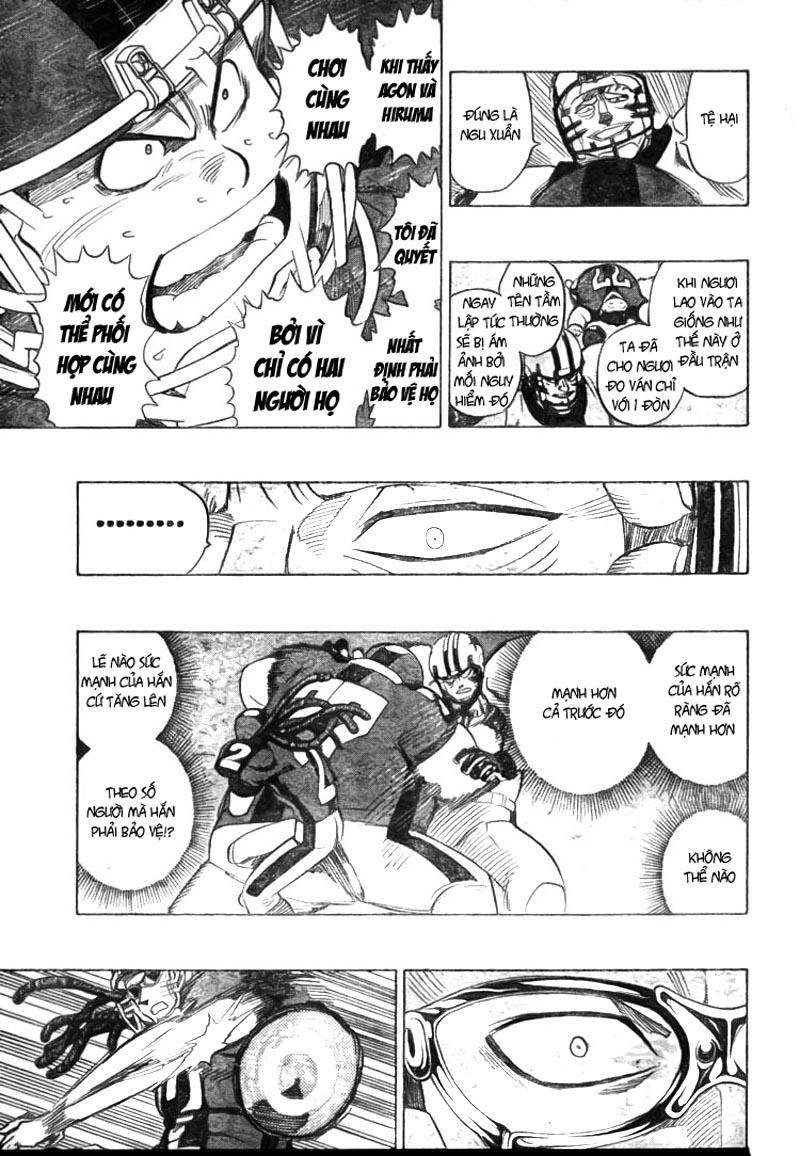 Eyeshield 21 chapter 325 trang 15