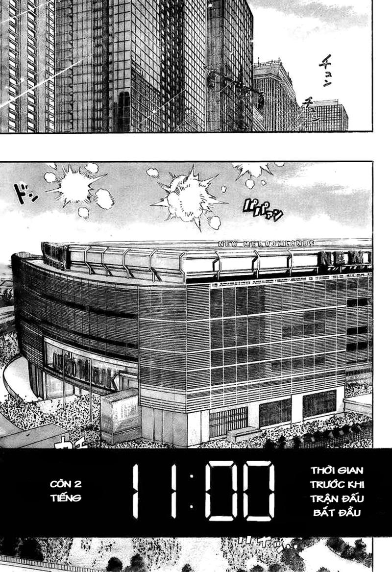 Eyeshield 21 chapter 318 trang 13