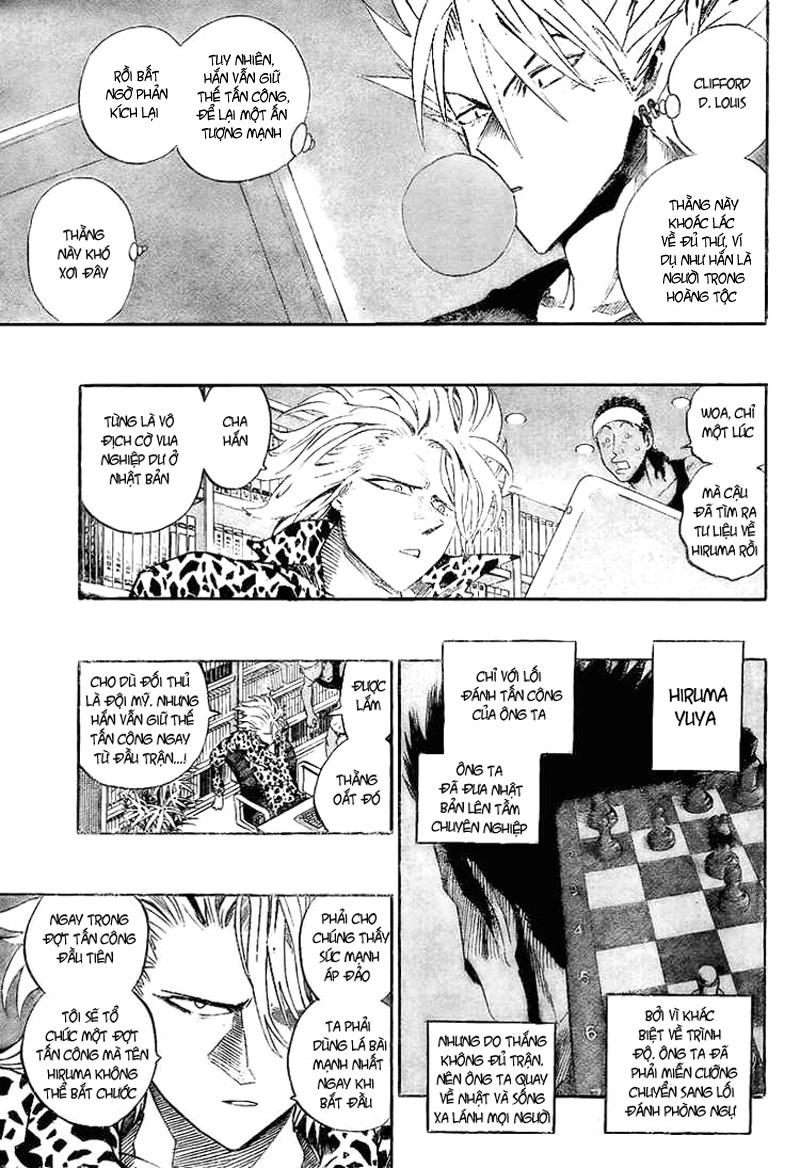 Eyeshield 21 chapter 318 trang 7