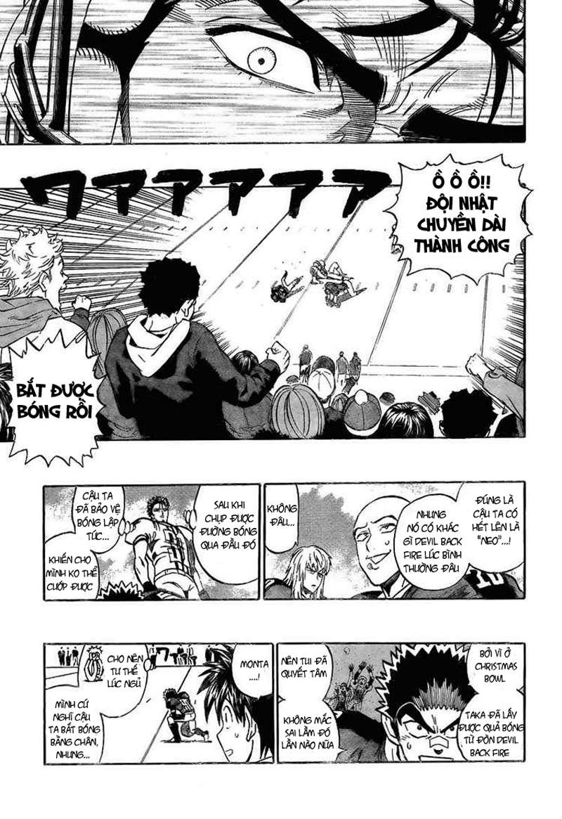 Eyeshield 21 chapter 320 trang 13