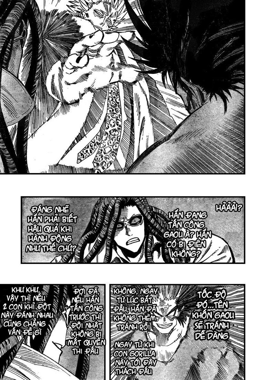 Eyeshield 21 chapter 316 trang 11