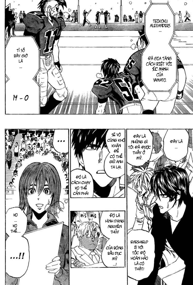 Eyeshield 21 chapter 287 trang 2