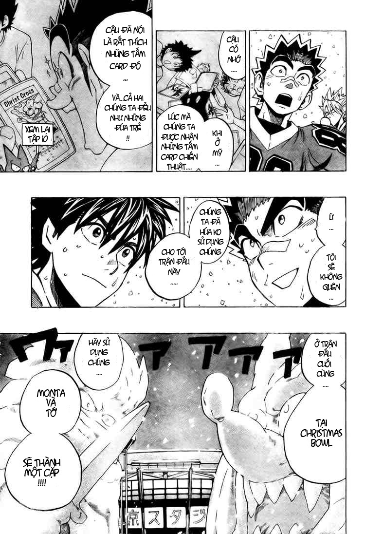 Eyeshield 21 chapter 287 trang 16