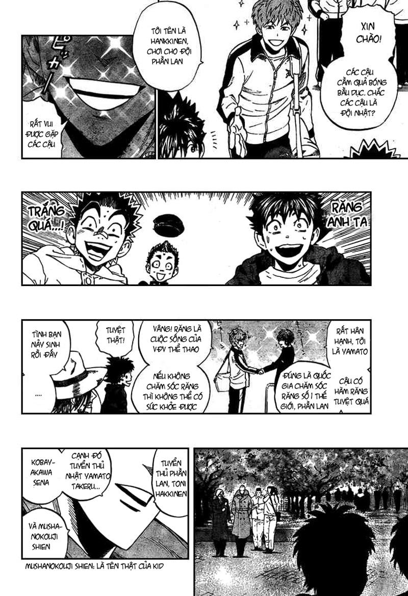 Eyeshield 21 chapter 309 trang 4