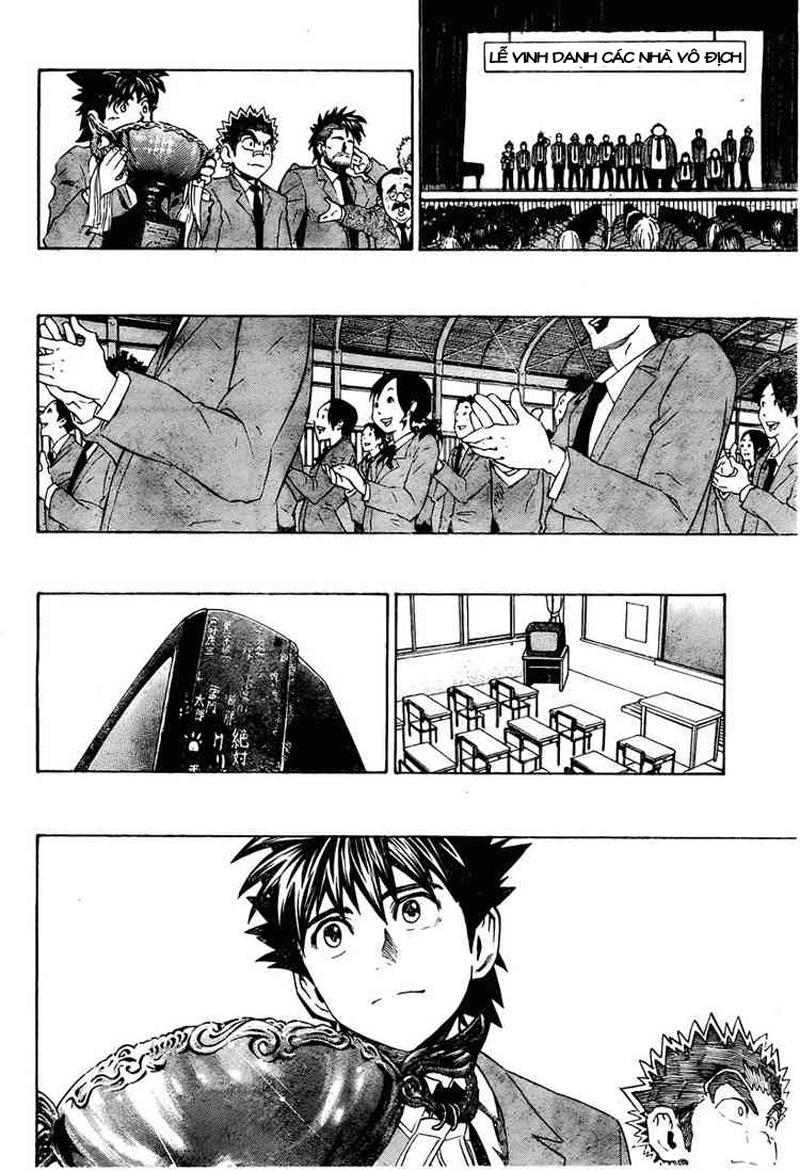 Eyeshield 21 chapter 305 trang 6