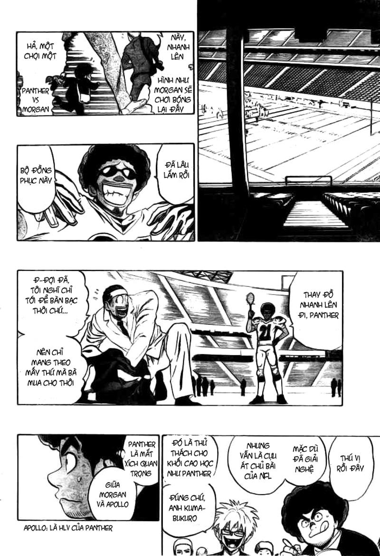 Eyeshield 21 chapter 307 trang 15