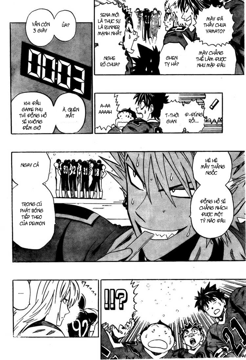 Eyeshield 21 chapter 302 trang 3