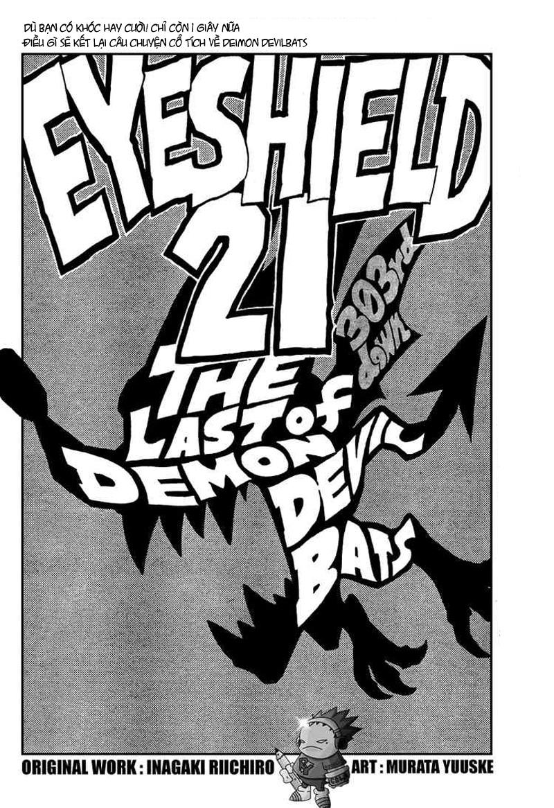 Eyeshield 21 chapter 303 trang 8