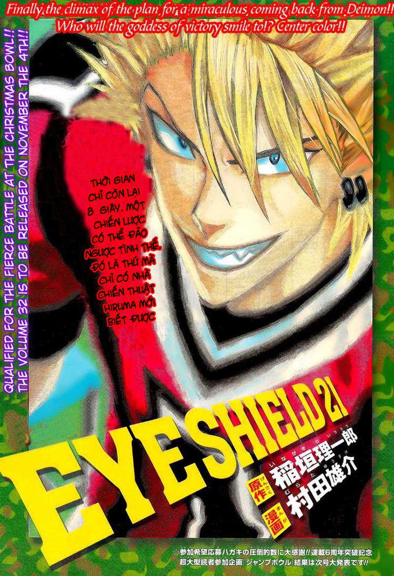 Eyeshield 21 chapter 301 trang 1