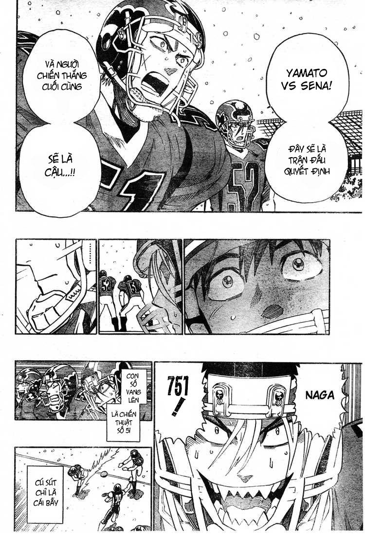 Eyeshield 21 chapter 296 trang 10
